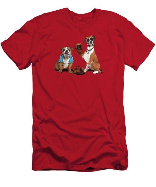 Raging Colour Men's T-Shirt (Athletic Fit)