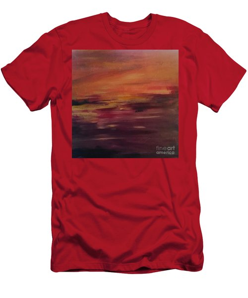Raw Emotions Men's T-Shirt (Athletic Fit)