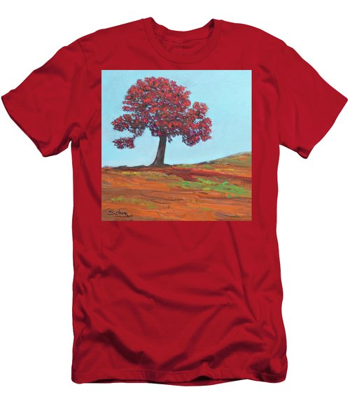 Red Dawn Men's T-Shirt (Athletic Fit)