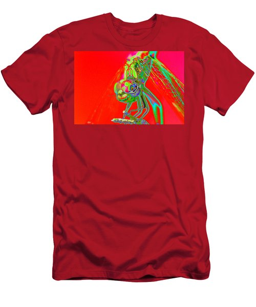Red Dragon Men's T-Shirt (Athletic Fit)