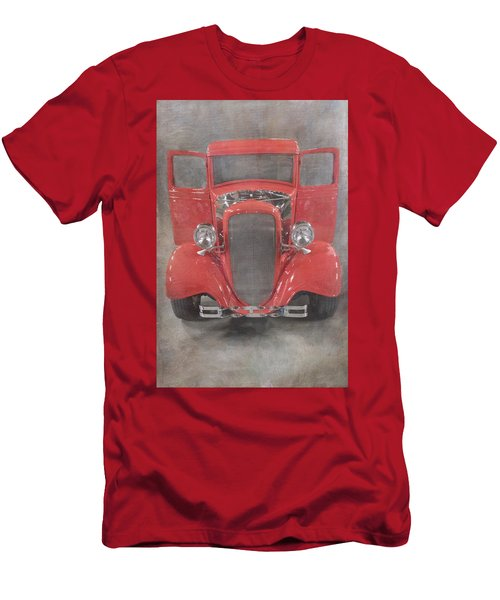 Red Hot Baby Men's T-Shirt (Athletic Fit)