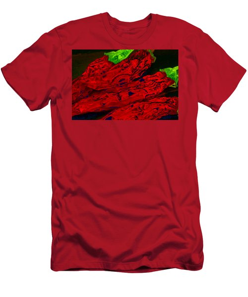 Red Hot Chili 2 Men's T-Shirt (Athletic Fit)