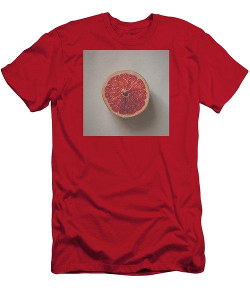 Red Inside Men's T-Shirt (Slim Fit) by Kate Morton