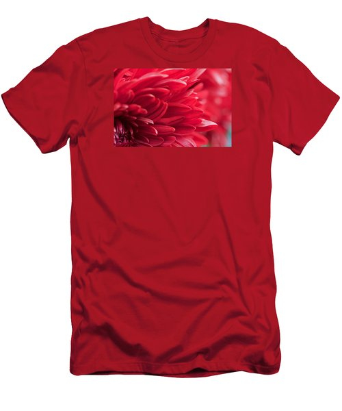 Red Mum Men's T-Shirt (Athletic Fit)