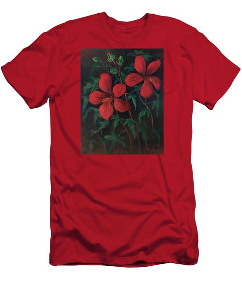 Red Soldiers Men's T-Shirt (Athletic Fit)