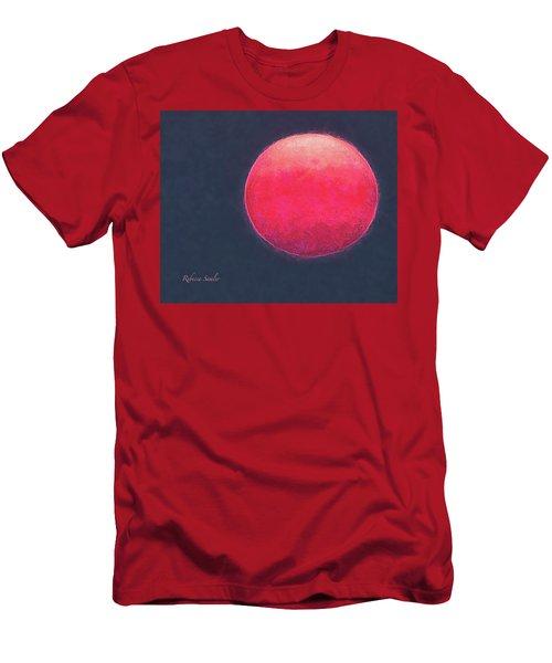 Red Sun Men's T-Shirt (Athletic Fit)