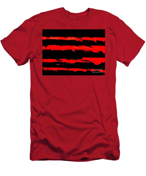 Red Tide Men's T-Shirt (Slim Fit) by Tim Townsend