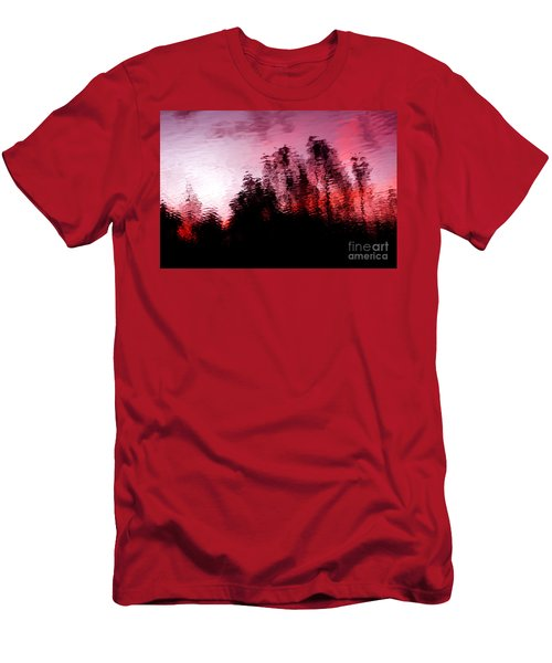Red Waters Men's T-Shirt (Athletic Fit)