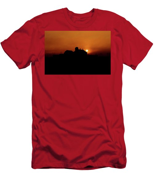 Men's T-Shirt (Slim Fit) featuring the photograph Remember The Sun by Robert Geary