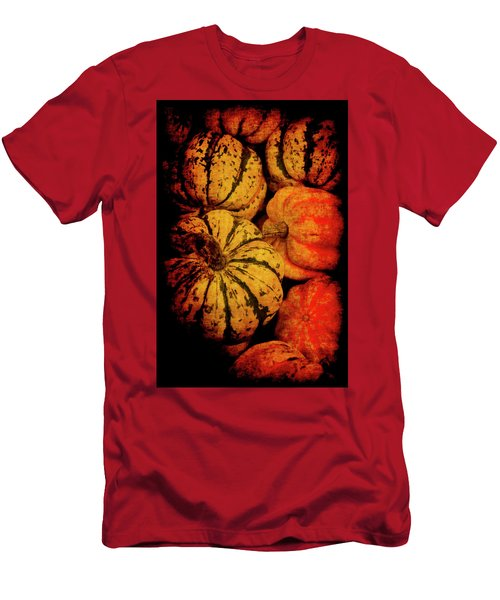 Men's T-Shirt (Athletic Fit) featuring the photograph Renaissance Squash by Jennifer Wright