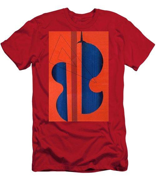Rfb0120 Men's T-Shirt (Athletic Fit)