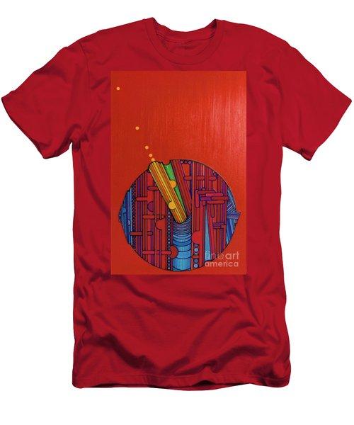 Rfb0302 Men's T-Shirt (Athletic Fit)