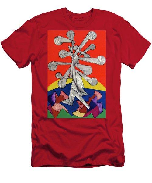 Rfb0501 Men's T-Shirt (Athletic Fit)