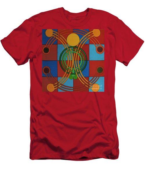 Rfb0705 Men's T-Shirt (Athletic Fit)