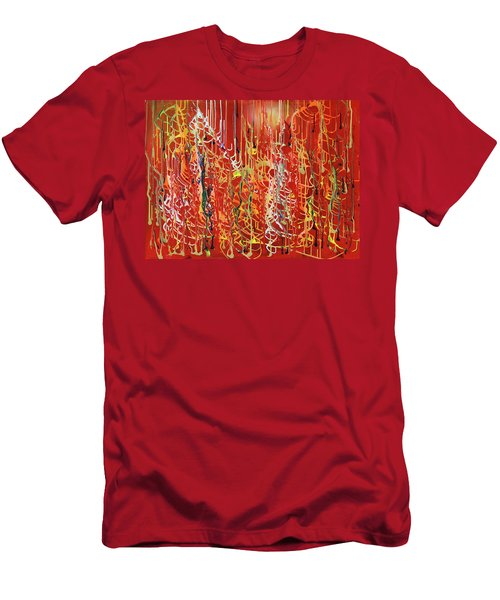 Rib Cage Men's T-Shirt (Slim Fit) by Ralph White