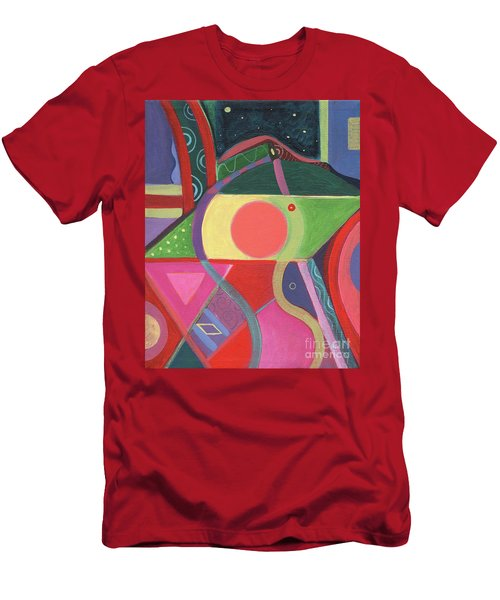 Rising Above Men's T-Shirt (Athletic Fit)