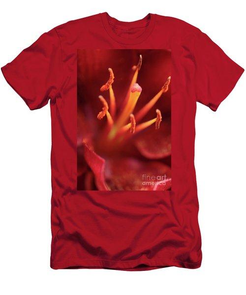 Rocket Lily Men's T-Shirt (Athletic Fit)