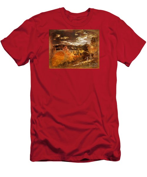 Rocky Mountain Gold 2015 Men's T-Shirt (Athletic Fit)