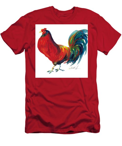 Rooster - Little Napoleon Men's T-Shirt (Athletic Fit)