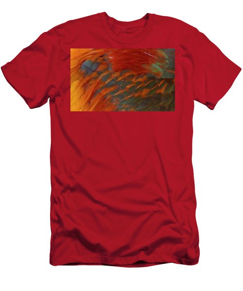 Rooster Men's T-Shirt (Athletic Fit)