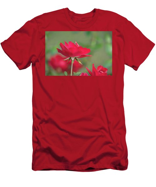 Rose 4 Men's T-Shirt (Athletic Fit)