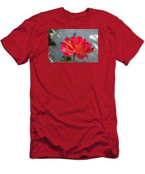 Rose Men's T-Shirt (Slim Fit)