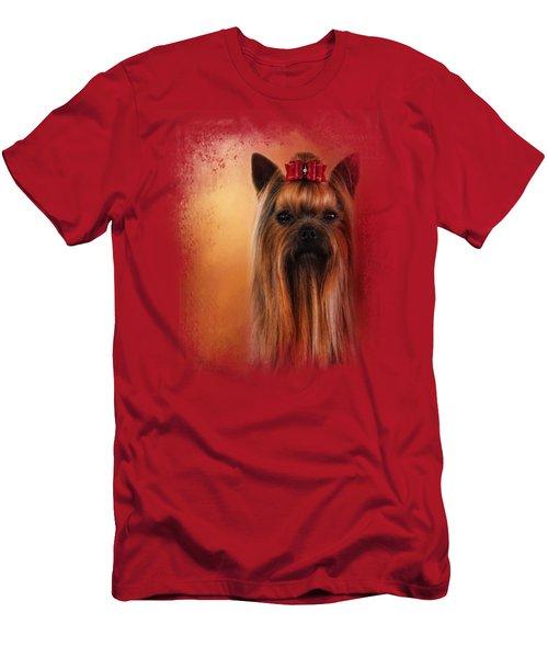 Royal Yorkshire Men's T-Shirt (Slim Fit) by Jai Johnson