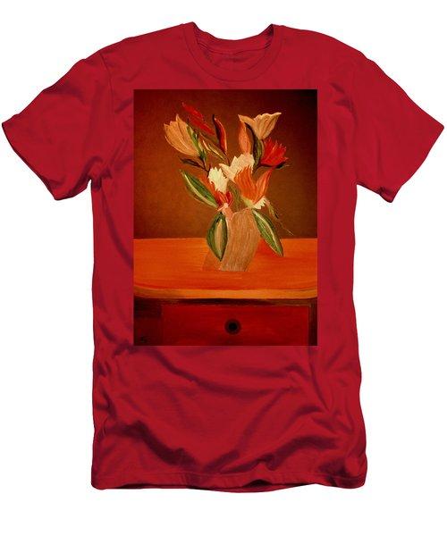 rue LaFayette Men's T-Shirt (Athletic Fit)