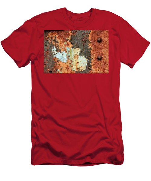 Rusty Layers Men's T-Shirt (Athletic Fit)
