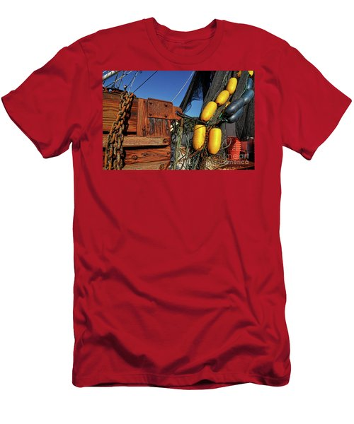 Rusty Shrimping Men's T-Shirt (Athletic Fit)