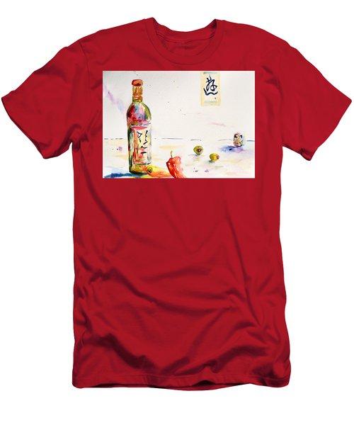 Sake Men's T-Shirt (Athletic Fit)