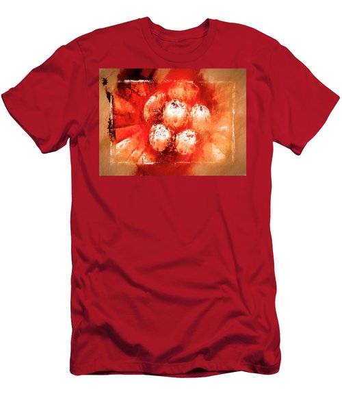 Men's T-Shirt (Slim Fit) featuring the digital art Sand Storm by Carolyn Marshall