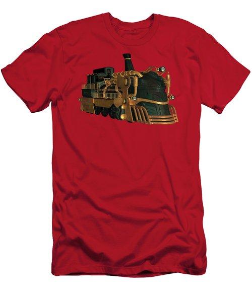 Santa Fe Men's T-Shirt (Athletic Fit)