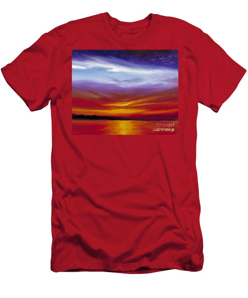 Sarasota Bay I Men's T-Shirt (Athletic Fit)