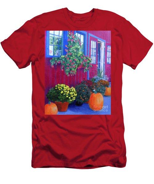 Savickis Market Men's T-Shirt (Athletic Fit)