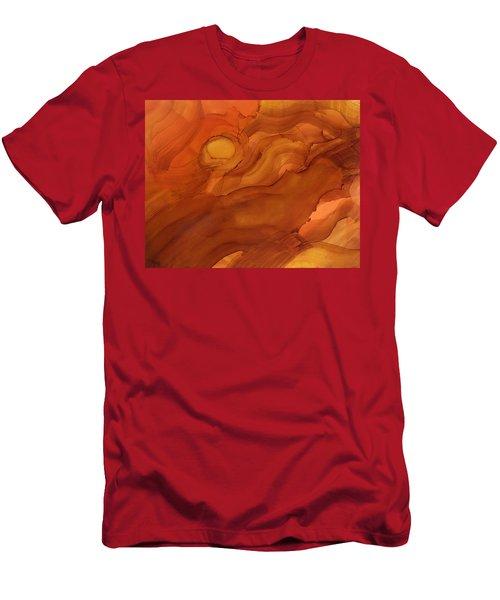 Saying Good Night Men's T-Shirt (Athletic Fit)