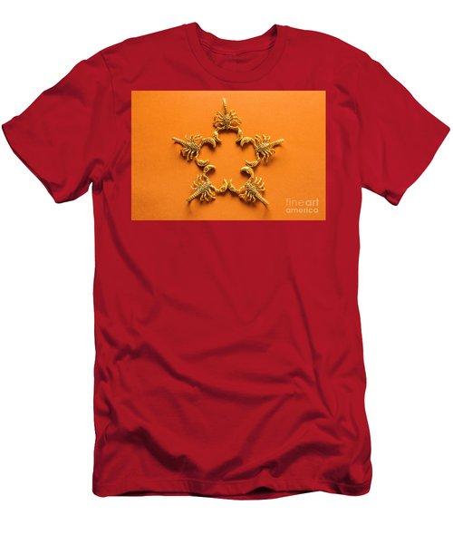 Scorpio Star Sign Men's T-Shirt (Athletic Fit)