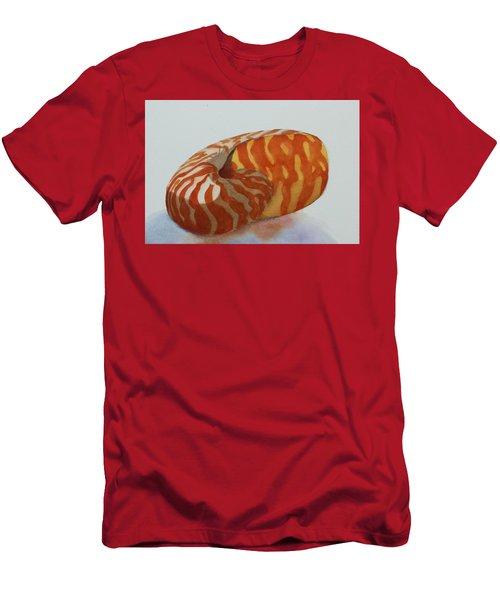 Seashell 1 Men's T-Shirt (Athletic Fit)