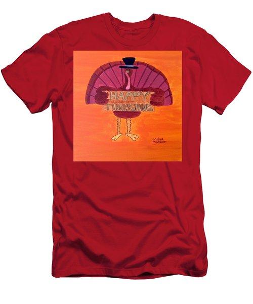 Season Holiday Men's T-Shirt (Slim Fit) by Joshua Maddison