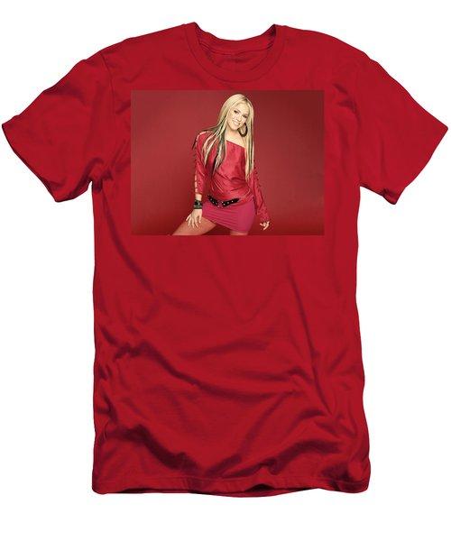 Shakira 51 Men's T-Shirt (Athletic Fit)