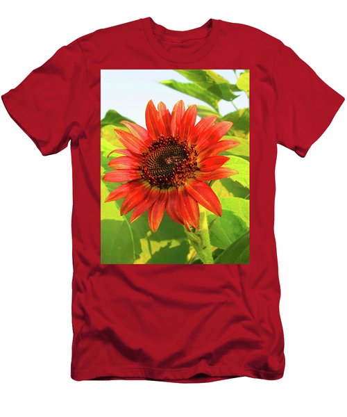 Short Bloom Men's T-Shirt (Athletic Fit)