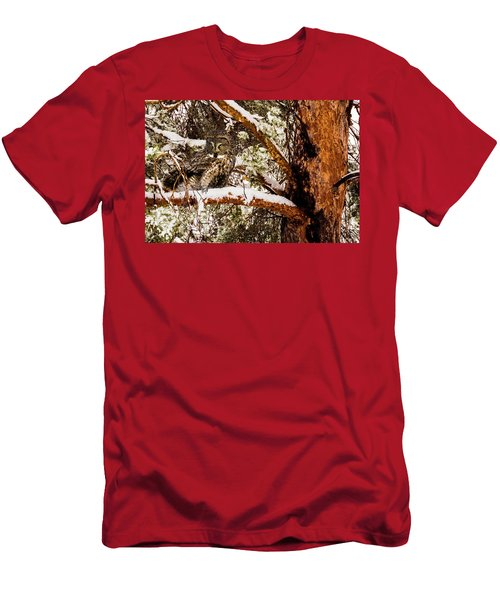 Silent Hunter Men's T-Shirt (Athletic Fit)
