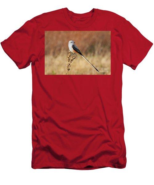 Sissor-tailed Flycatcher 2 Men's T-Shirt (Athletic Fit)