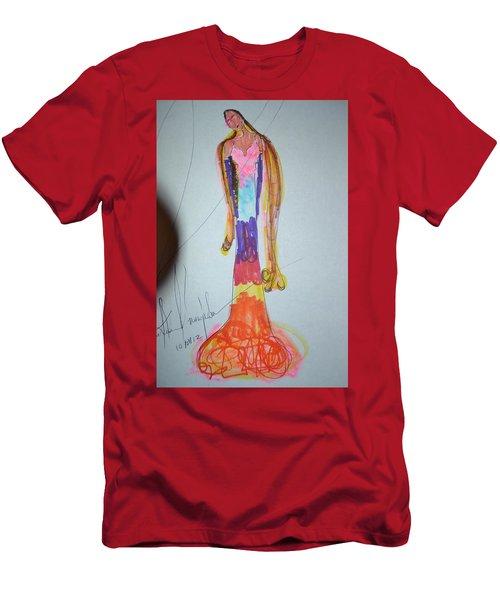 Site Beauty Men's T-Shirt (Athletic Fit)