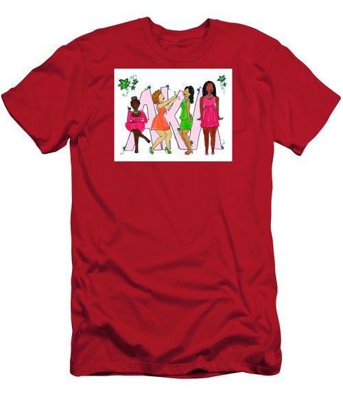 Skee Wee My Soror Men's T-Shirt (Slim Fit) by Diamin Nicole