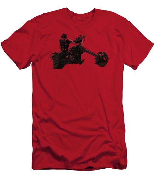 Sky Rider Men's T-Shirt (Athletic Fit)