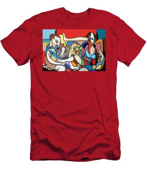 Slave Labor Men's T-Shirt (Athletic Fit)