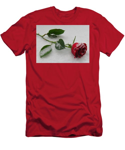 Richard's  Rose Men's T-Shirt (Athletic Fit)