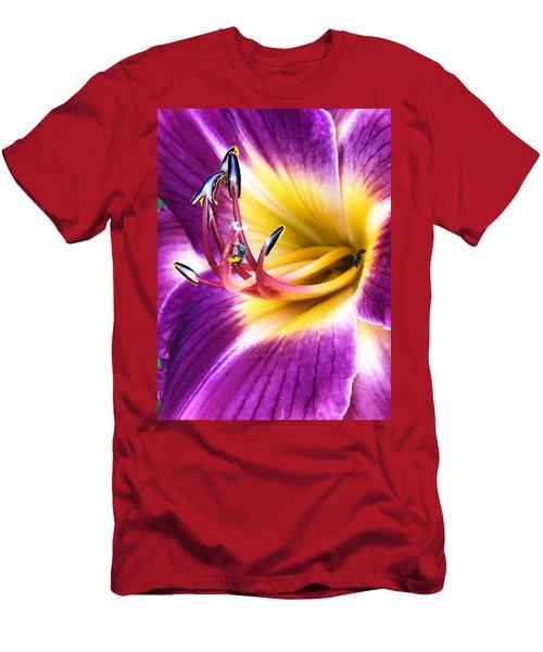 Social Emotions Men's T-Shirt (Athletic Fit)