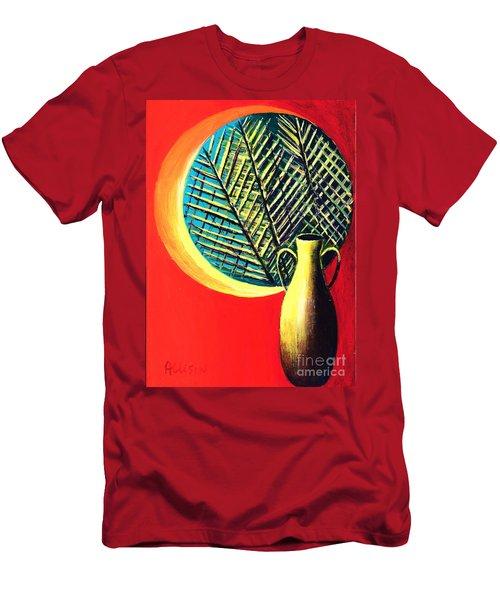 South Beach Window  Men's T-Shirt (Athletic Fit)